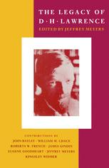 The Legacy of D. H. Lawrence