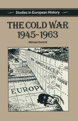 The Cold War 1945–1963