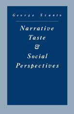 Narrative Taste and Social Perspectives