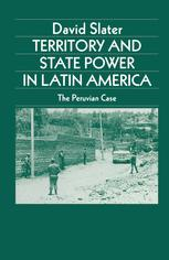 Territory and State Power in Latin America