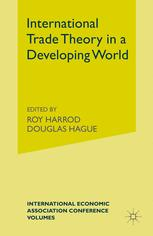 International Trade Theory in a Developing World