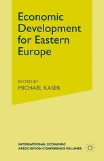 Economic Development for Eastern Europe
