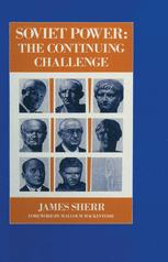 Soviet Power: The Continuing Challenge
