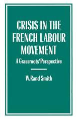 Crisis in the French Labour Movement