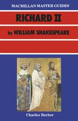Richard II by William Shakespeare