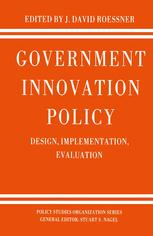 Government Innovation Policy