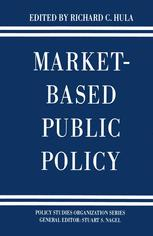 Market-Based Public Policy