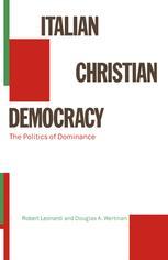 Italian Christian Democracy