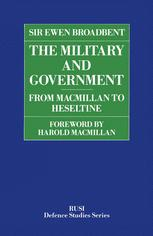 The Military and Government
