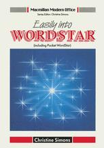 Easily into Wordstar