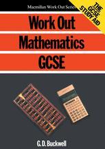 Work Out Mathematics GCSE