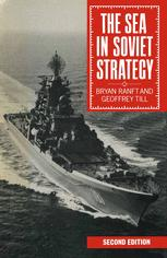 The Sea in Soviet Strategy