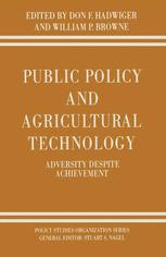 Public Policy and Agricultural Technology