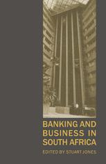 Banking and Business in South Africa