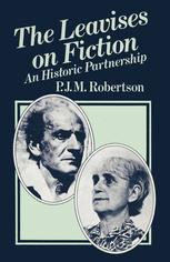 The Leavises on Fiction