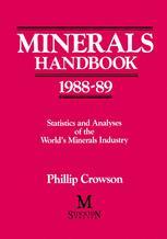 Minerals Handbook 1988–89