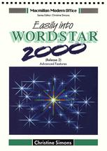 Easily into WordStar® 2000