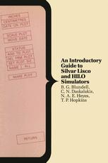 An Introductory Guide to Silvar Lisco and HILO Simulators