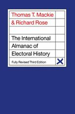 The International Almanac of Electoral History