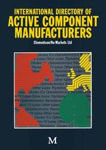 International Directory of Active Component Manufacturers