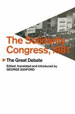 The Solidarity Congress, 1981