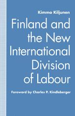 Finland and the New International Division of Labour