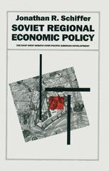Soviet Regional Economic Policy
