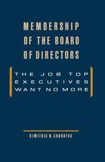 Membership of the Board of Directors