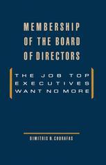 Membership of the Board of Directors