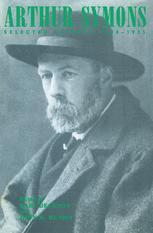 Arthur Symons: Selected Letters, 1880–1935
