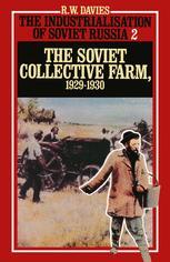 The Industrialisation of Soviet Russia 2