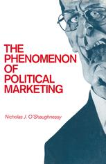 The Phenomenon of Political Marketing