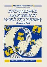 Intermediate Exercises in Word Processing