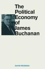 The Political Economy of James Buchanan