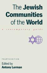 The Jewish Communities of the World