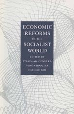 Economic Reforms in the Socialist World