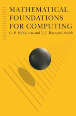 Mathematical Foundations for Computing