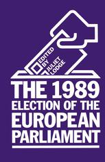 The 1989 Election of the European Parliament