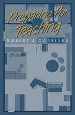 Preparing for Teaching