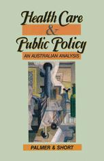 Health Care & Public Policy