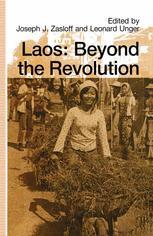 Laos: Beyond the Revolution