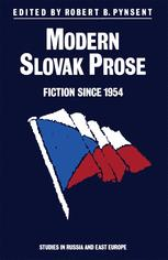 Modern Slovak Prose
