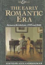 The Early Romantic Era