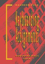 Keyboarding Assignments