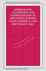 Democratic Transition and Consolidation in Southern Europe, Latin America and Southeast Asia