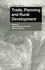 Trade, Planning and Rural Development