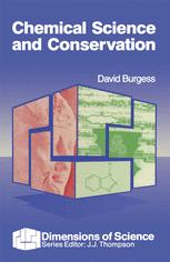 Chemical Science and Conservation