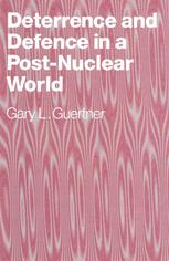 Deterrence and Defence in a Post-Nuclear World
