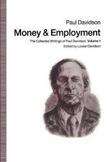 Money and Employment
