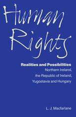 Human Rights: Realities and Possibilities